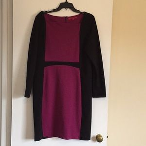 Narciso Rodriguez XL Colorblock Dress